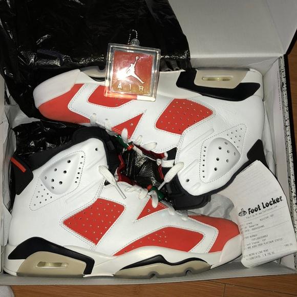 new style d4b44 b7a16 Jordan 6 Gatorade